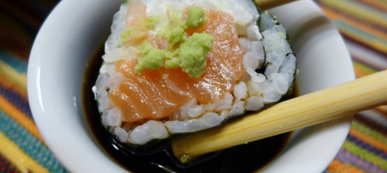 Cosa devi sapere sul wasabi se ami il sushi