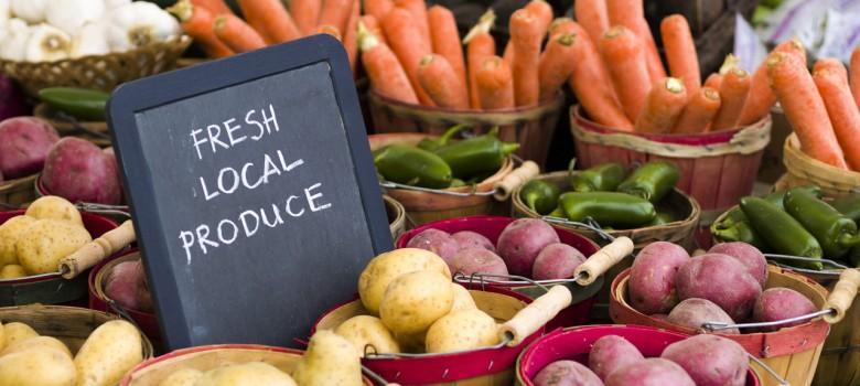 Mangiare prodotti locali: 7 miti da sfatare