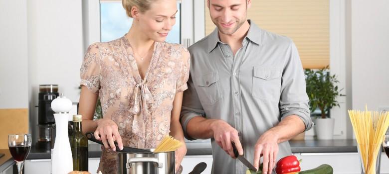 Gli errori più comuni in cucina