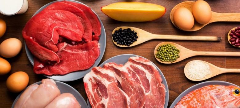 Assumi abbastanza proteine?