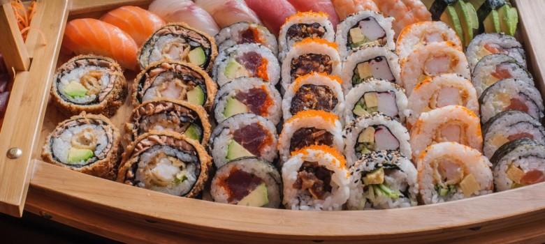 Come mangiare il sushi: tipi e condimenti