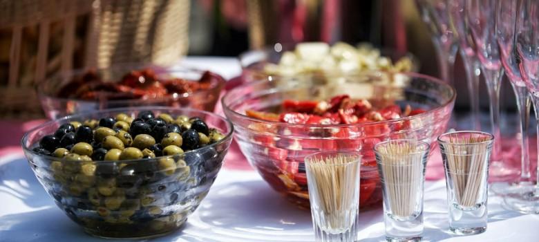 Come gestisco un servizio di catering per il tuo evento