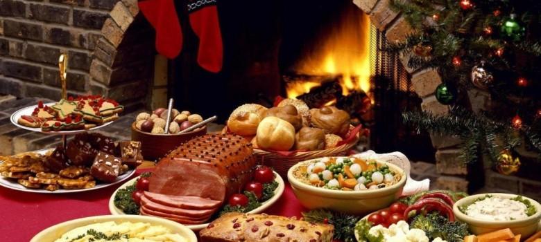 Cena di Natale all'insegna della salute